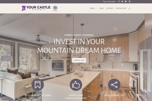Amy Nakos - Real Estate Expert Summit County Colorado