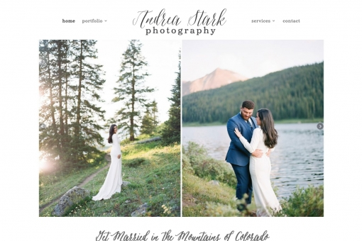 Breckenridge Mountain Wedding and Family Portrait Photographer