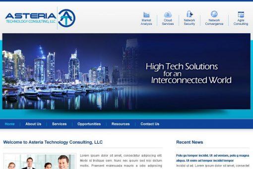 Design & Development of a Responsive Website in Joomla