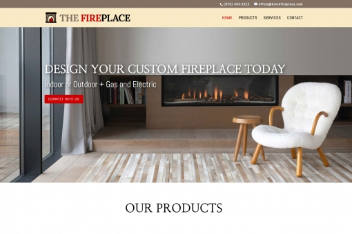 Breckenridge Custom Fireplace Builder and Installer