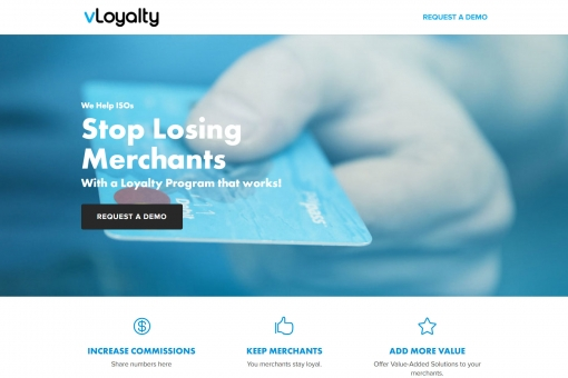 vLoyalty.com - ISO Value Added Solutions for Merchants