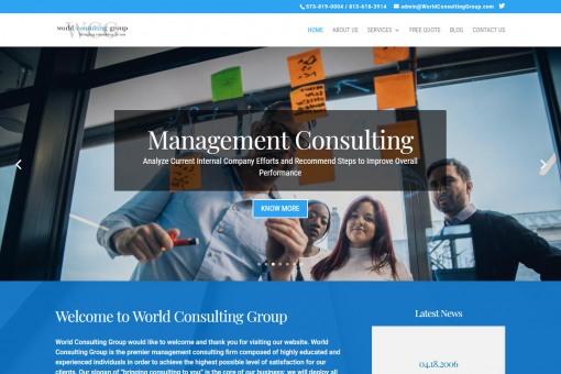 Re-Design & Development of a Responsive Website in WordPress