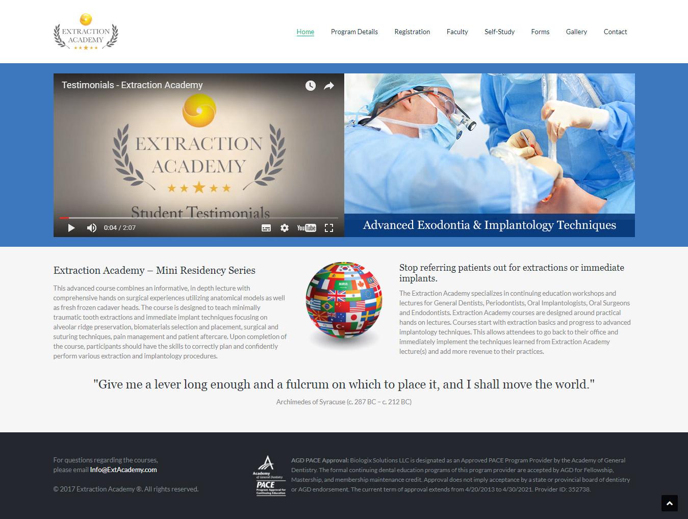 Responsive Website in WordPress