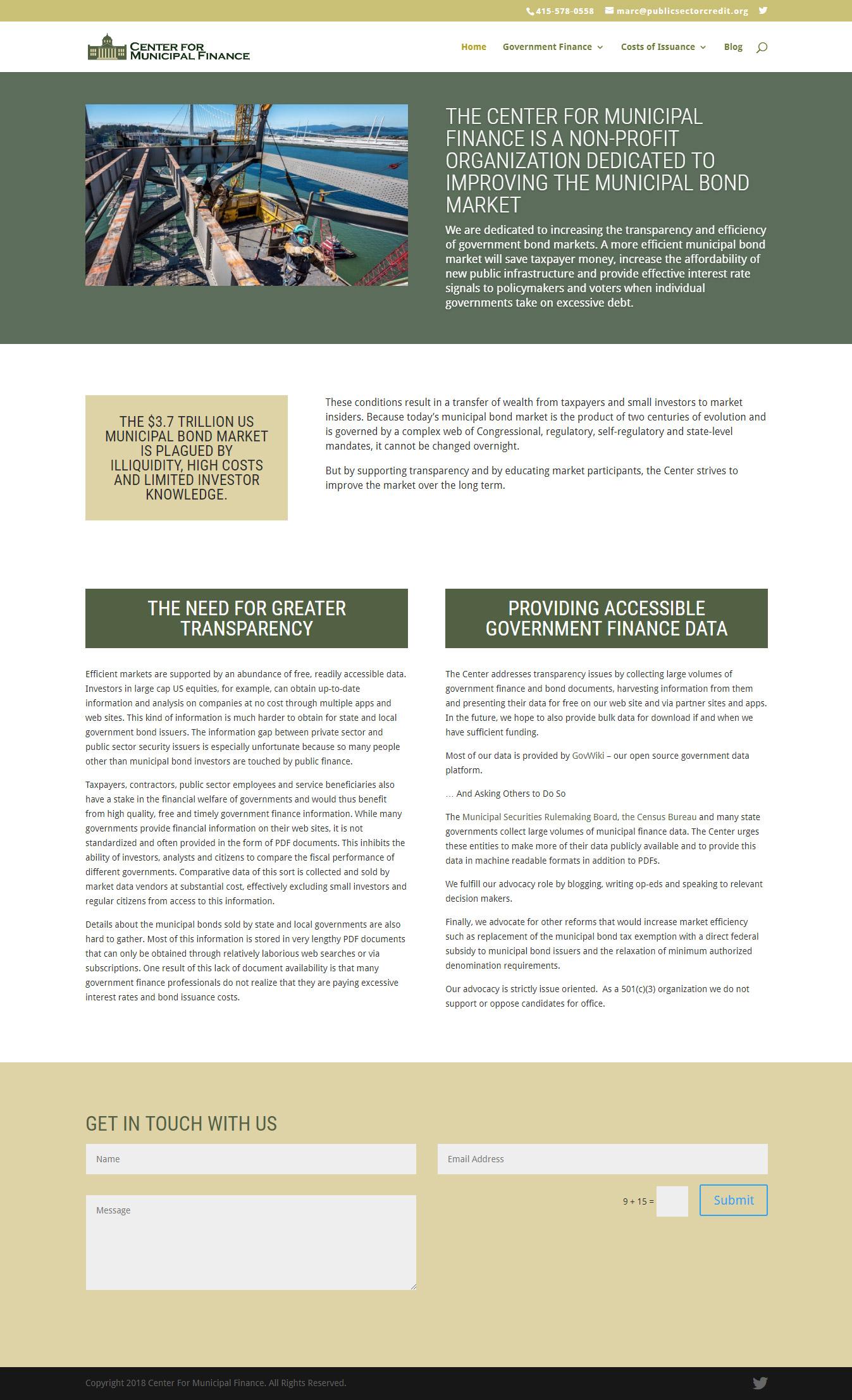 Responsive Website Design in WordPress
