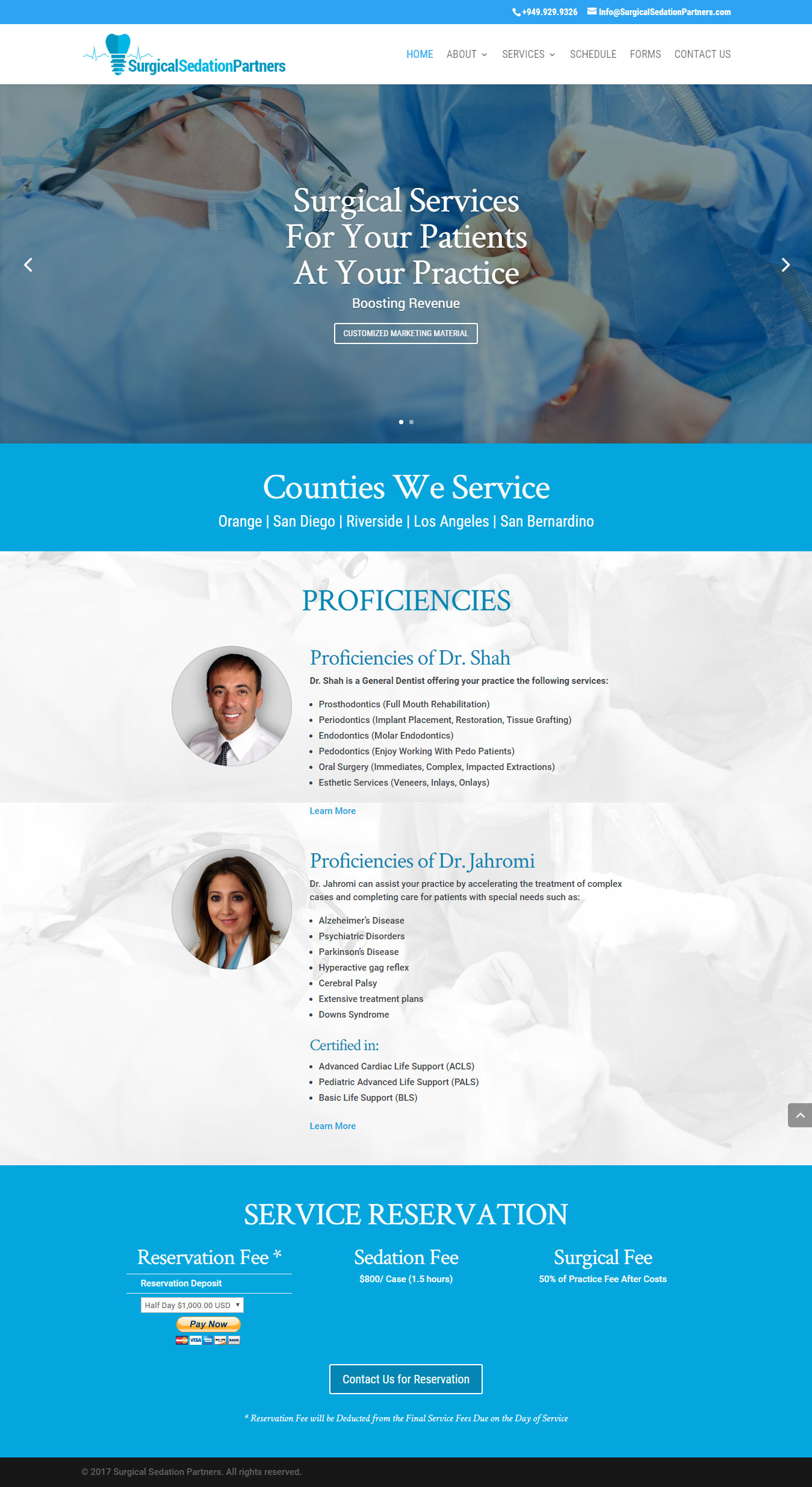 Responsive Website in WordPress (Divi theme)