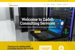 Design & Development of a Responsive Website in WordPress
